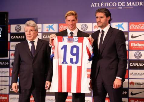 Fernando Torres (Foto clubatleticodemadrid.com)