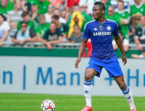 John Obi Mikel (Getty Images)