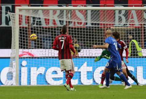 Il gol di Simone Zaza (Getty Images)