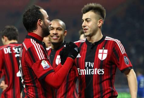 AC Milan v US Sassuolo Calcio - TIM Cup