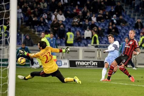 Il gol di Miroslav Klose (Getty Images)