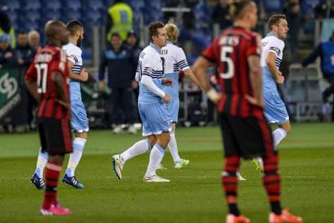 Lazio-Milan (Getty Images)