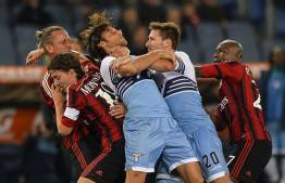Mexes vs Mauri (Getty Images)