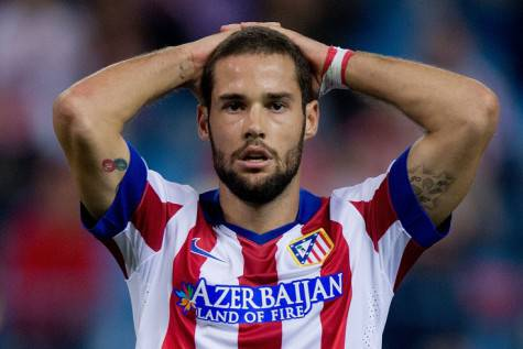 Mario Suarez (Getty Images)