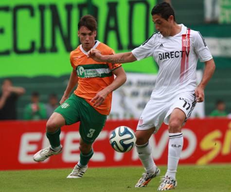 Nicolás Tagliafico & Mauricio Carrasco (Getty Images)