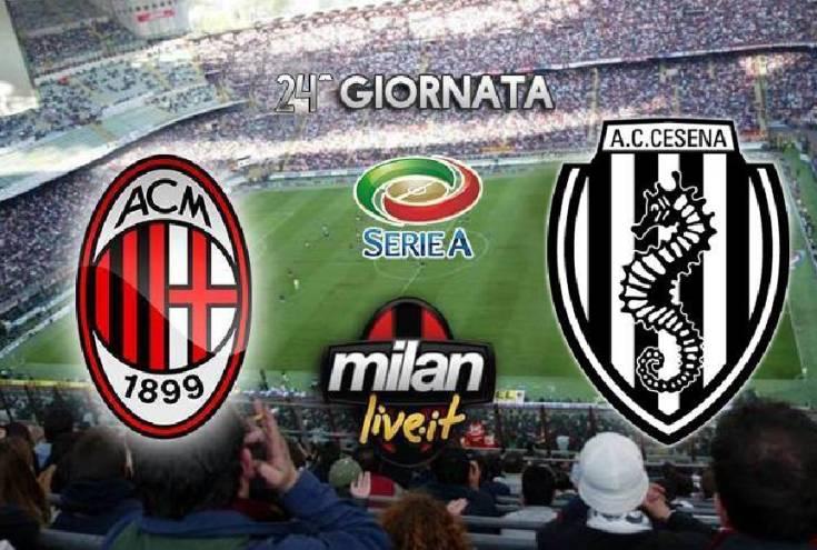 Milan-Cesena