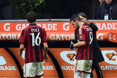 Destro & Inzaghi (Getty Images)