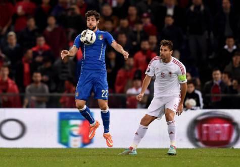 Mattia Destro in Nazionale (Getty Images)