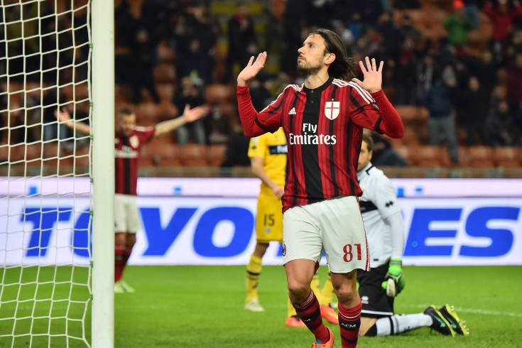 Zaccardo Milan Ibrahimovic