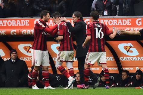 Milan-Empoli (Getty Images)