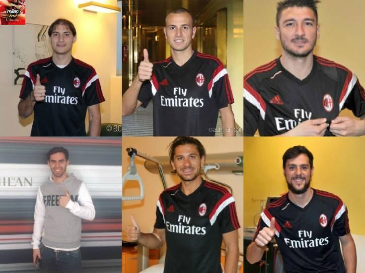 Calciomercato Milan, voti e pagelle degli acquisti rossoneri