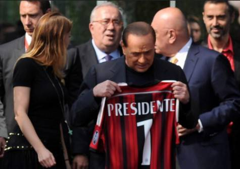 Barbara Berlusconi e Silvio Berlusconi (Getty Images)