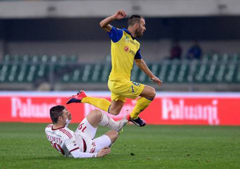 Salvatore Bocchetti vs Meggiorini (Getty Images)