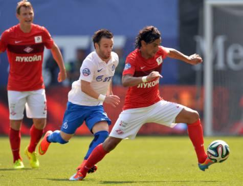 Mathieu Valbuena e Tino Costa (Getty Images)