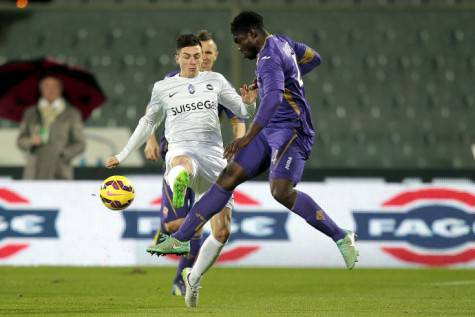 Daniele Baselli e Micah Richards (Getty Images)