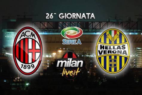 Milan vs Hellas Verona