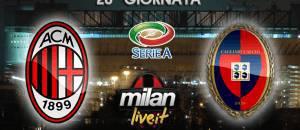Milan-Cagliari