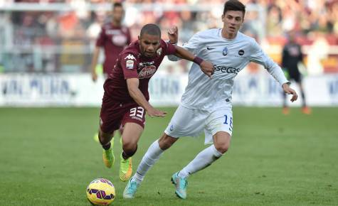 Bruno Peres e Daniele Baselli (Getty Images)