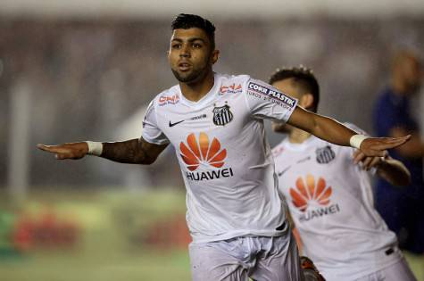 Gabriel Barbosa, detto Gabigol (Getty Images)