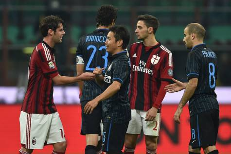 Milan-Inter (Getty Images)