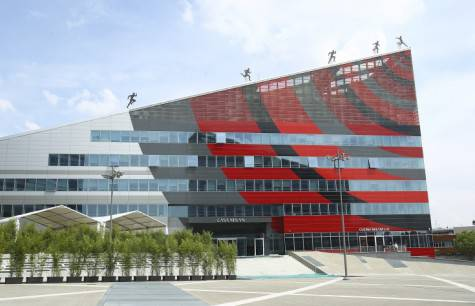 Casa Milan (Getty Images)
