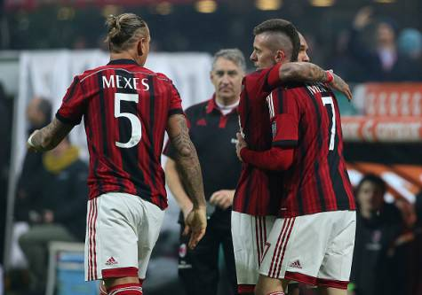 Mexes e Menez (getty images)
