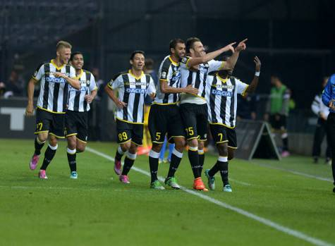 Udinese vs Parma (Getty Images)