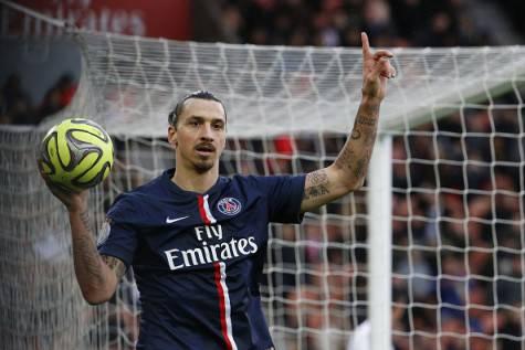 Zlatan Ibrahimović (Getty Images)