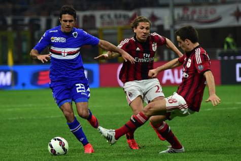 Bonaventura e Cerci su Eder (Getty Images)