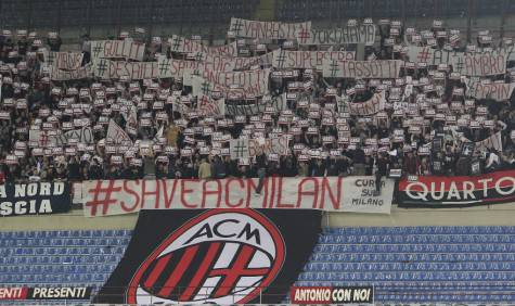 Curva Sud Milan (Getty Images)