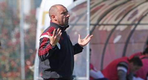 Cristian Brocchi (Foto by acmilan.com)