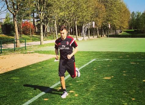 Stephan El Shaarawy (foto Facebook)
