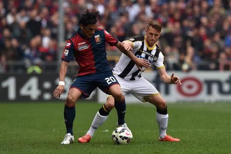 Silvan Widmer vs Facundo Costa (Getty Images)