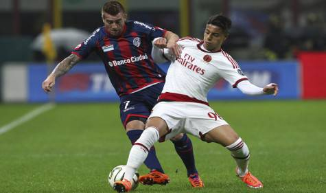 Hachim Mastour in azione (Getty Images)