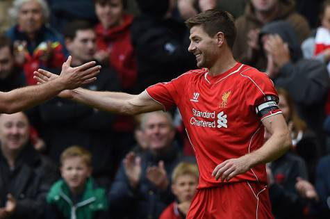 Steven Gerrard (Getty Images)