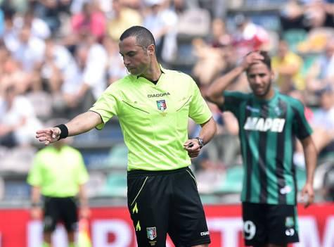 Arbitro Marco Guida (Getty Images)