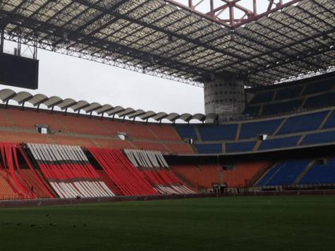 Scenografia Milan