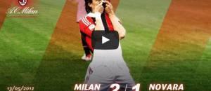 Milan-Novara 2012