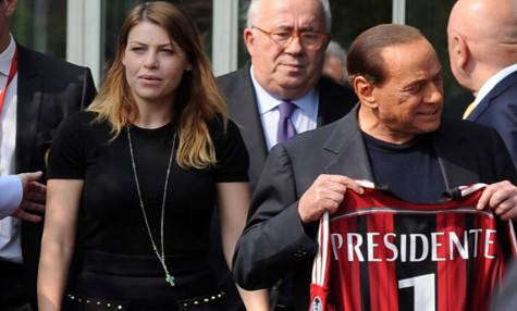 Barbara e Silvio Berlusconi (getty images)