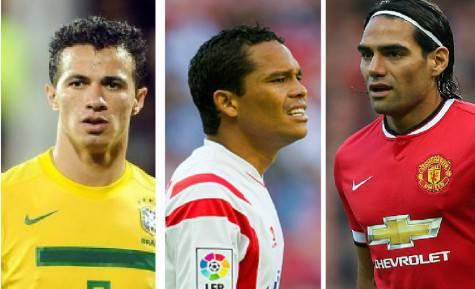 I tre centravanti per il Milan