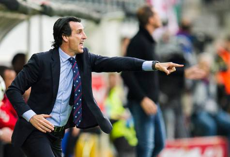Unai Emery (getty images)