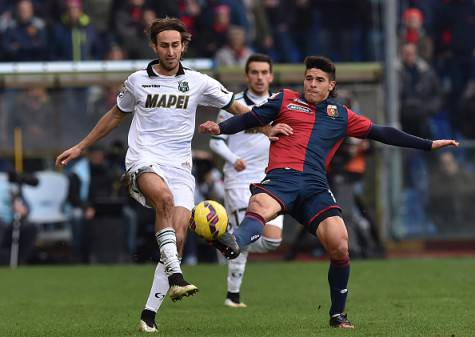 Missiroli del Sassuolo (getty images)