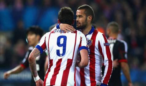 Mandzukic e Suarez (foto goal.com)