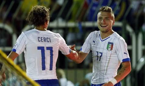 Alessio Cerci e Ciro Immobile (eurosport.com)
