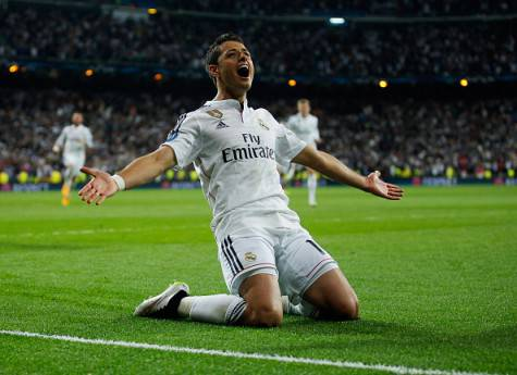 Javier Hernandez (Getty Images)