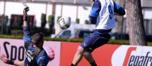 Francesco Bardi e Gianmario Comi (Getty Images)