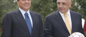 Silvio Berlusconi Adriano Galliani