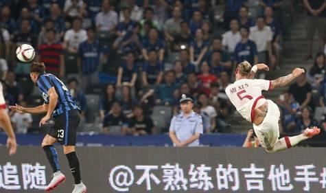 Il gol di Philippe Mexes (Getty Images)