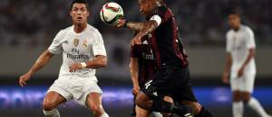 Nigel De Jong vs Cristiano Ronaldo (Getty Images)