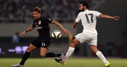 Alessio Cerci e Alvaro Arbeloa (Getty Images)